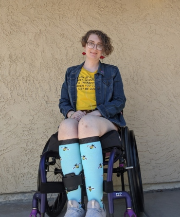 Disabled and Trans: Learning to Navigate My Intersectionality